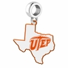Texas El Paso Miners Logo Dangle Charm