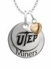 Texas El Paso Miners with Heart Accent