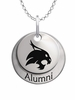 Texas State Bobcats Alumni Necklace