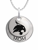 Texas State Bobcats MOM Necklace