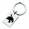 Texas State Bobcats Stainless Steel Key Ring