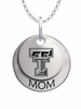 Texas Tech Red Raiders MOM Necklace