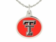 Texas Tech Red Raiders Silver Charm