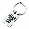 Texas Tech Red Raiders Stainless Steel Key Ring