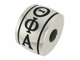 Theta Phi Alpha Sorority Barrel Bead