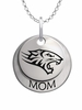 Towson Tigers MOM Necklace