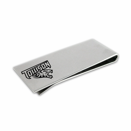 Towson Tigers Money Clip