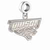 Towson Tigers Dangle Charm