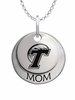 Tulane Green Wave MOM Necklace