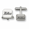 Tulsa Golden Hurricanes Stainless Steel Cufflinks