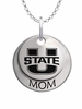 Utah State Aggies MOM Necklace