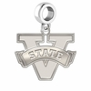 Valdosta State Blazers Dangle Charm