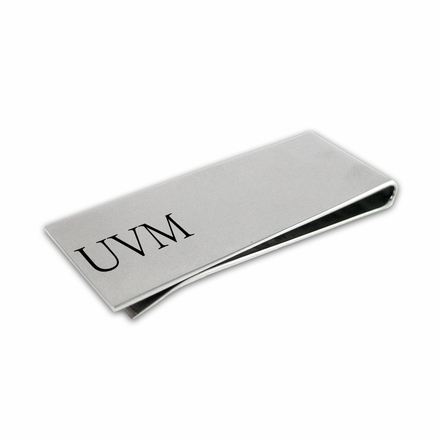 Vermont Catamounts Money Clip