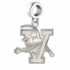 Vermont Catamounts Dangle Charm