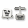 Villanova Wildcats Stainless Steel Cufflinks