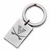 Virgina Key Ring