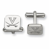 Virginia Cavaliers Stainless Steel Cufflinks