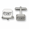 Virginia Commonwealth Rams Stainless Steel Cufflinks