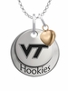 Virginia Tech Hokies with Heart Accent