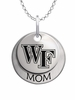 Wake Forest Demon Deacons MOM Necklace