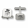 Wake Forest Demon Deacons Stainless Steel Cufflinks