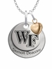 Wake Forest Demon Deacons with Heart Accent