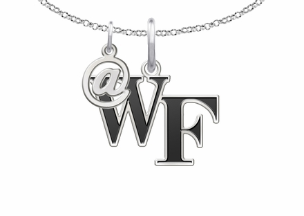 @WakeForestDemonDeacons Necklace