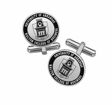 Walton College of Business Cuff Links