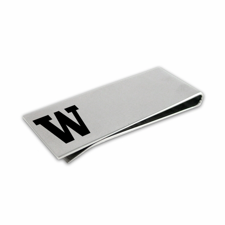 Washington Huskies Money Clip