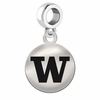 Washington Round Dangle Charm