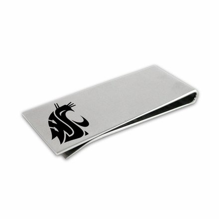 Washington State Cougars Money Clip