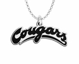 Washington State Cougars Word Mark Charm