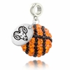 West Chester Crystal Drop Charm