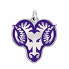 West Chester Golden Rams Logo Charm