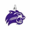Western Carolina Catamounts Logo Charm
