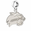 Western Carolina Catamounts Dangle Charm