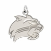 Western Carolina Catamounts Natural Finish Charm