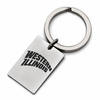 Western Illinois Key Ring