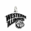 Western Illinois Leathernecks Silver Charm