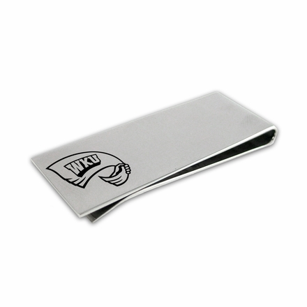 Western Kentucky Hilltoppers Money Clip
