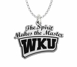 Western Kentucky Hilltoppers Spirit Mark Charm