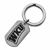 Western Kentucky Hilltoppers Stainless Steel Key Ring