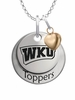 Western Kentucky Hilltoppers with Heart Accent
