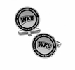 Western Kentucky University College of Health and Human Services Cufflinks