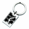 Western Michigan Broncos Stainless Steel Key Ring
