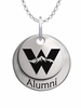 Western State College of Colorado Mountaineers Alumni Necklace