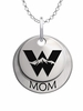 Western State College of Colorado Mountaineers MOM Necklace