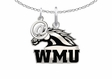 @WesternMichiganBroncos Necklace