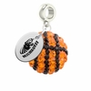 Wisconsin Milwaukee Panthers Crystal Drop Charm