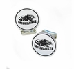 Wisconsin Milwaukee Panthers Sterling Silver Cufflinks